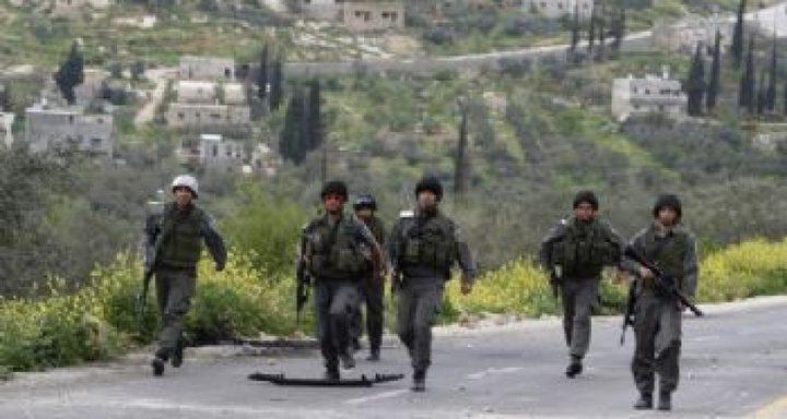 جيش الاحتلال يستنفر غداً للتصدي للغضب الشعبي في الضفة والقطاع والقدس