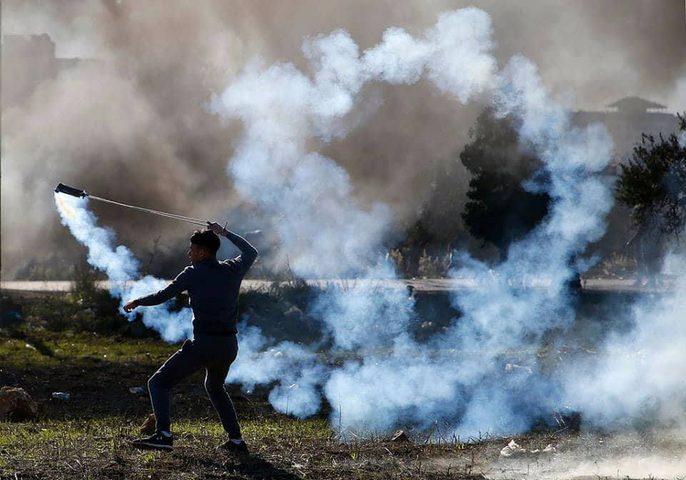 أكثر من 200 إصابة في الضفة والقدس وغزة