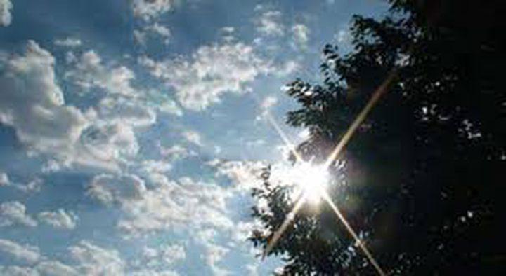 حالة الطقس: الحرارة حول معدلها السنوي العام