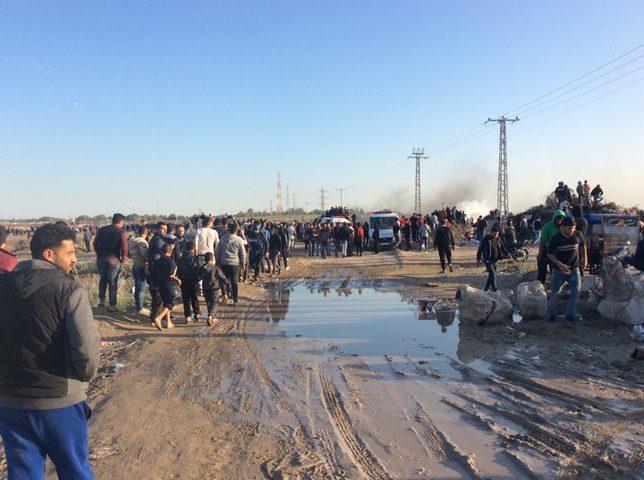 """الاحتلال يعتقل شابين قرب حاجز """"بيت حانون"""" شمال قطاع غزة"""