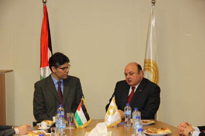 سلطة النقد توقع مذكرة تفاهم مع مبادرة الشرق الأوسط للاستثمار