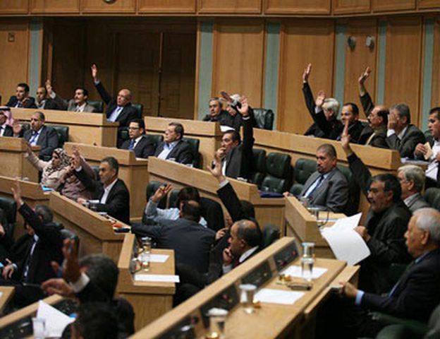 """""""النواب الأردني"""" يوافق على مقترح لإعادة دراسة مجمل الاتفاقيات مع إسرائيل"""