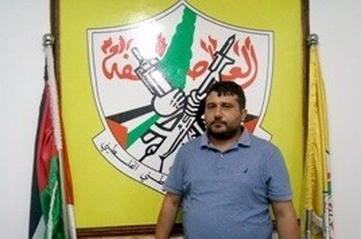 إبعاد أمين سر حركة فتح في إقليم القدس بعد الإفراج عنه