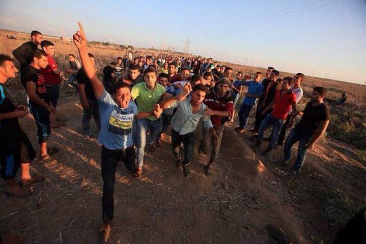 مواجهات وإصابات بمختلف المدن الفلسطينية (محدث)