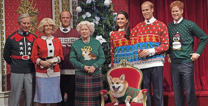 بالصور.. كيف تحتفل العائلة الملكيّة البريطانية بالكريسماس؟