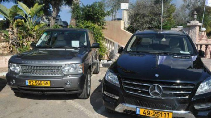 النقل والمواصلات: وقف إصدار وتجديد تصاريح استخدام المركبات الإسرائيلية