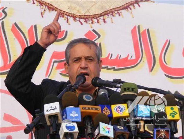 مزهر باسم القوى: القدس عاصمتنا الأبدية وقرار ترامب اعلان حرب