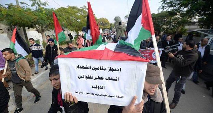 """""""العليا الإسرائيلية"""" تقرر عدم جواز احتجاز جثامين الشهداء"""