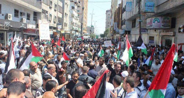أبو دقة: مليونية الجمعة رسالة للعالم بأننا موحدين خلف القدس