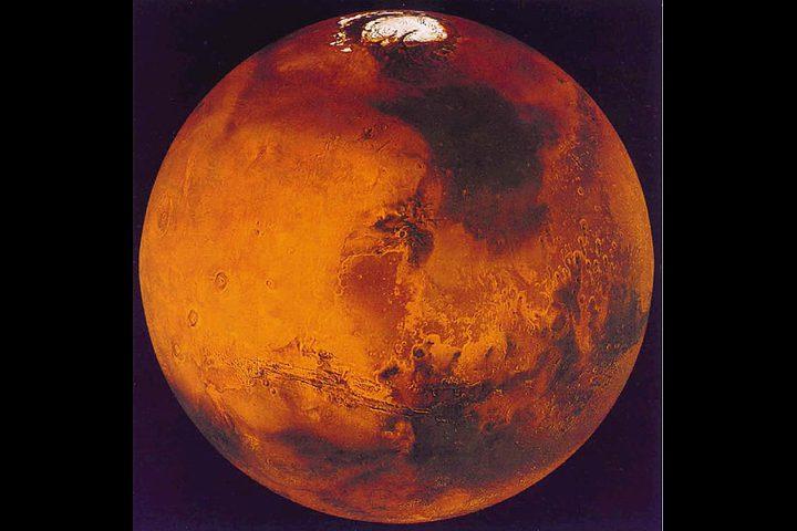 علماء : لن تكون هناك حياة على المريخ أبدا.