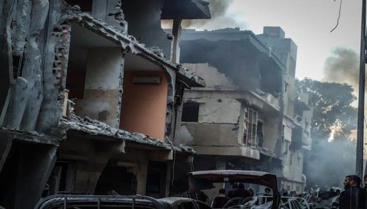 مقتل 23 مدنياً في غارات للتحالف الدولي على شرق سوريا