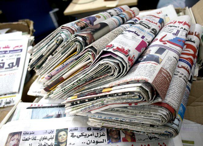 صحف عربية ودولية تسلط الضوء على خطاب الرئيس الفلسطيني