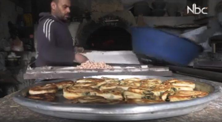الأفران الشعبية في حي الزيتون - غزة (فيديو)