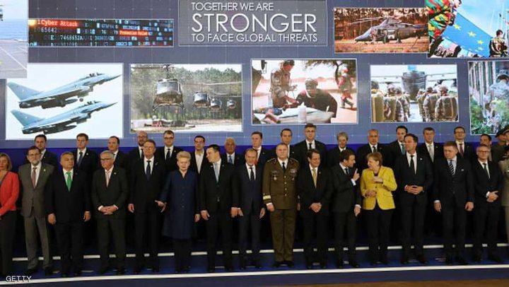 الاتحاد الأوروبي يمدد العقوبات الاقتصادية على روسيا