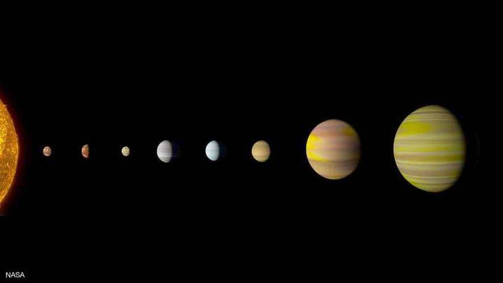 اكتشاف ضخم.. ناسا وجوجل تعثران على توأم مجموعتنا الشمسية