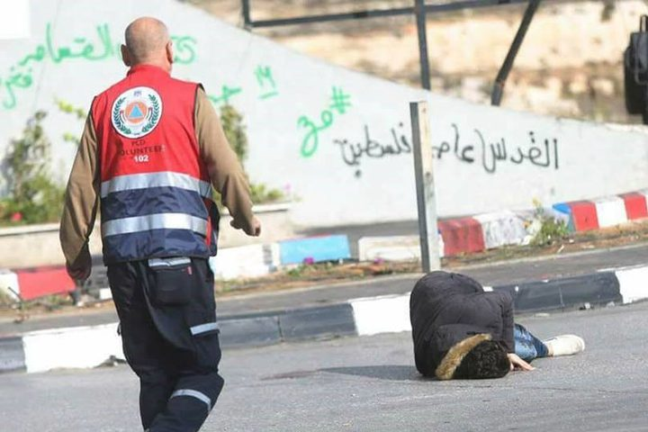 الصحة: استشهاد شاب باصابة حرجة بالصدر من بلدة عناتا في مجمع فلسطين الطبي