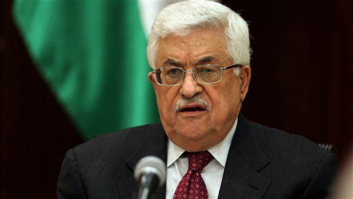 الرئيس يطلع السفير العمادي على آخر التطورات بشأن القدس