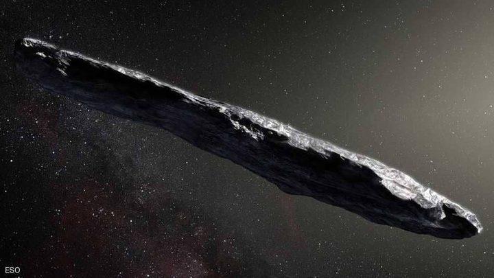 """جسم يشبه """"السيجارة"""" في الفضاء يثير حيرة العلماء!"""