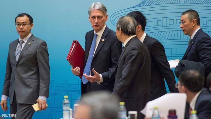 """قبل """"البريكست"""".. لندن تقوي علاقاتها الاقتصادية مع الصين"""