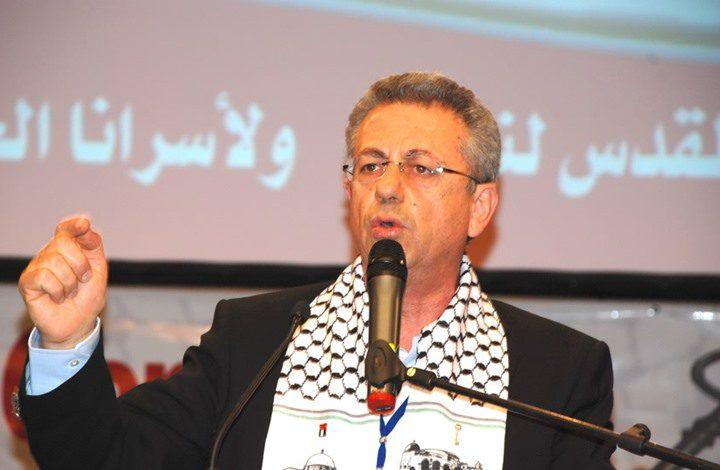 البرغوثي: فلسطين تعيش انتفاضة شعبية وعالمية ضد قرار ترامب