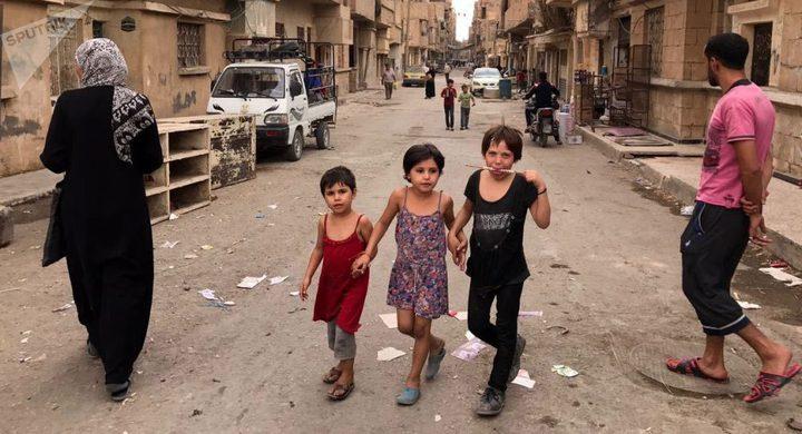 عودة الاتصالات الأرضية والخلوية في المناطق التي أمنها الجيش السوري
