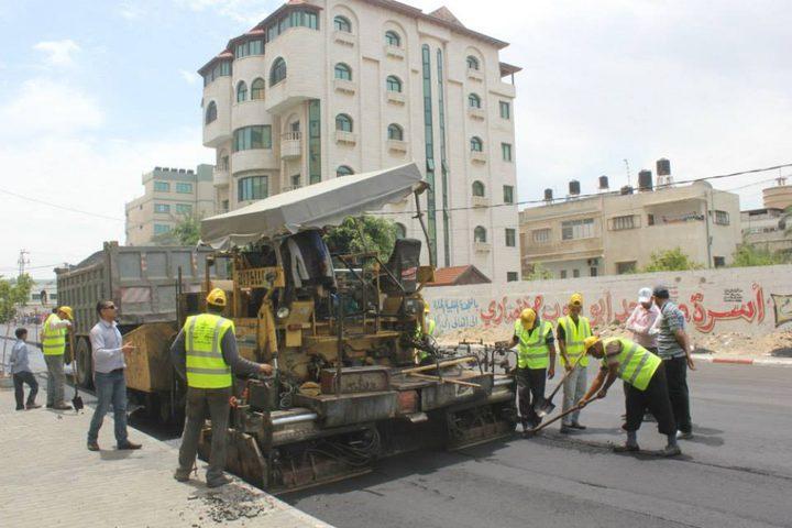 بلدية غزة تتلقى 296 شكوى مختلفة خلال الشهر الماضي