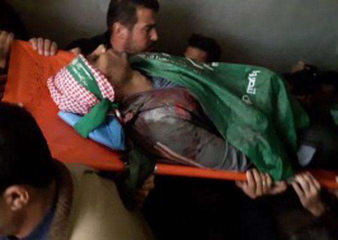 بالفيديو: هذا ما قاله الشهيد ياسر لعائلته قبل ساعات من استشهاده