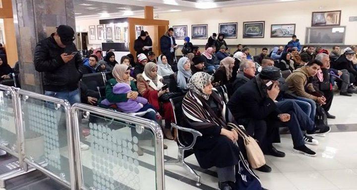 529 مسافراً غادروا معبر رفح وحالة وفاة وصلت غزة