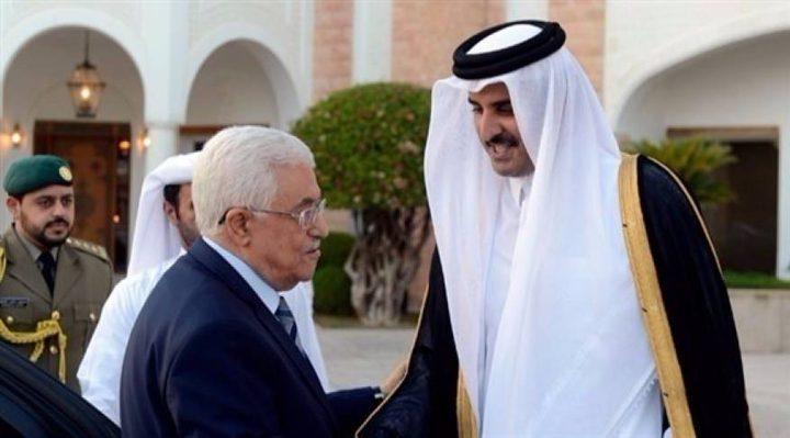 الرئيس يستقبل وزير الخارجية القطري في مقر إقامته بالدوحة