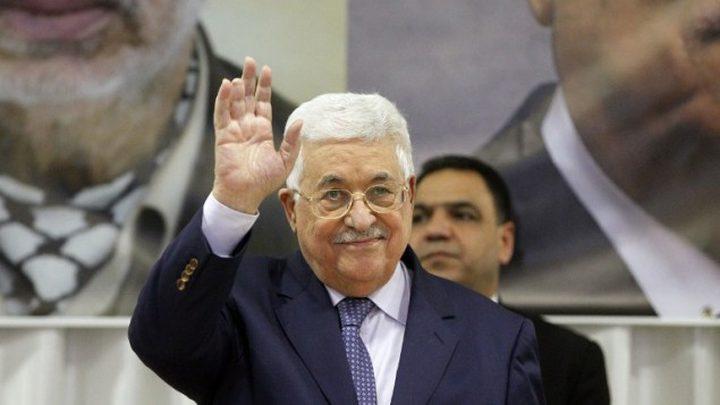 الرئيس عباس يتلقى دعوة من روحاني لزيارة طهران
