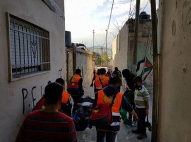 الإغاثة الطبية تقدم الاسعاف لـ 1287 مواطناً الأسبوع الماضي