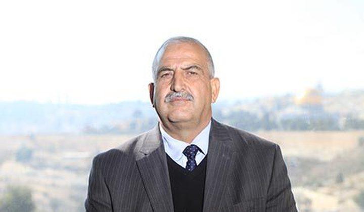 """نائب محافظ القدس: """"لا يمكن للقدس التعافي من سرطان الاحتلال دون تكثيف دعمها الدولي"""""""