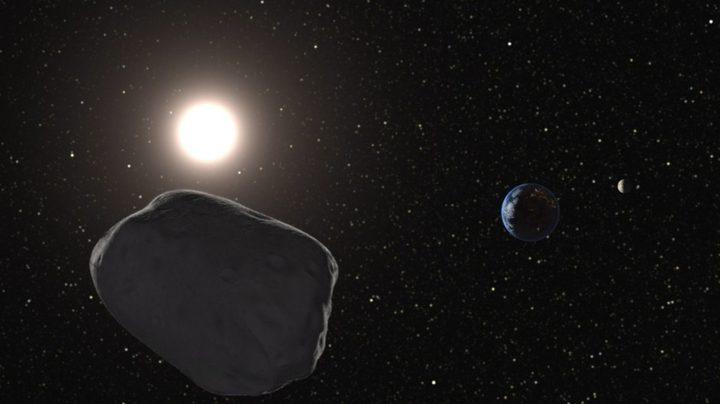 كويكب ضخم وخطير  يقترب من الأرض