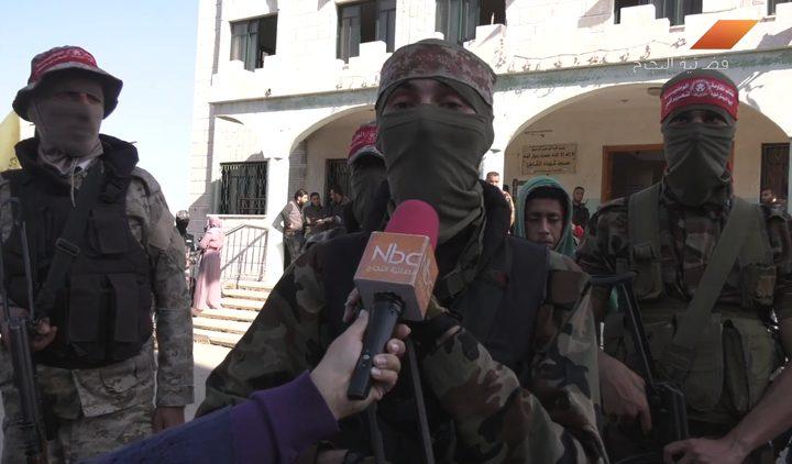 إبراهيم أبو ثريا تمنّى الشهادة لأجل فلسطين فنالها (فيديو)