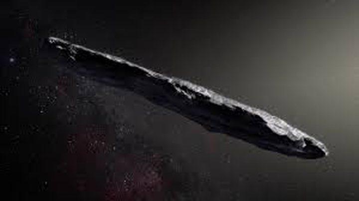 """جسم يشبه """"السيجارة"""" في الفضاء يثير حيرة العلماء"""