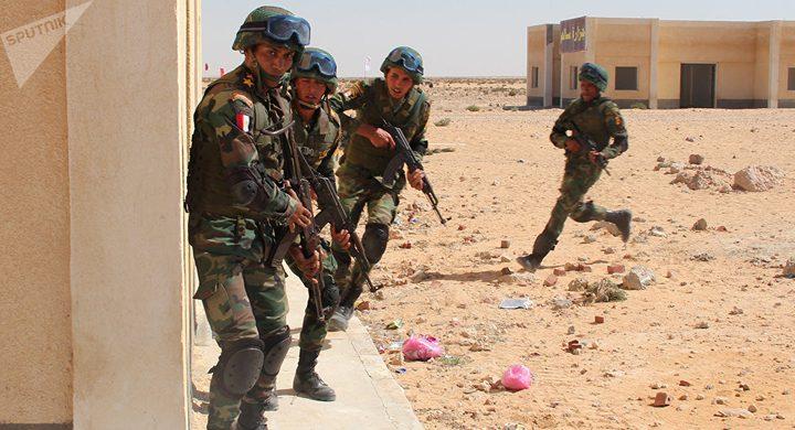 مقتل واعتقال مسلحين خططوا لأعمال إرهابية في مصر