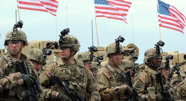 """""""حادث أمني"""" يغلق قاعدة أميركية في بريطانيا"""