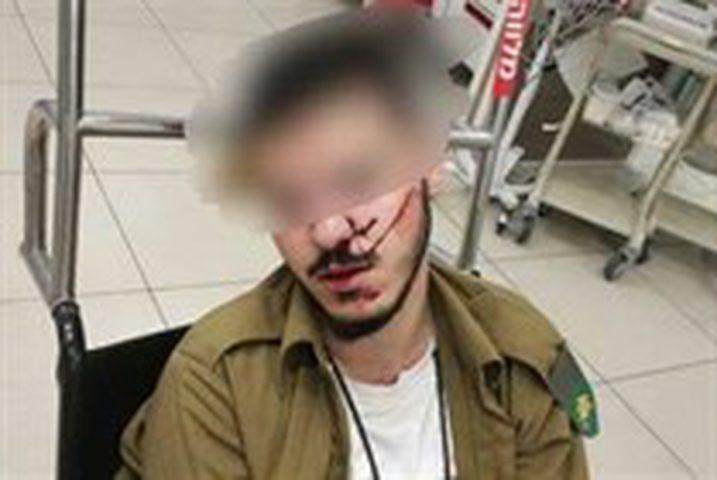 اعتقال جنديين يهوديين نكلا بجندي درزي