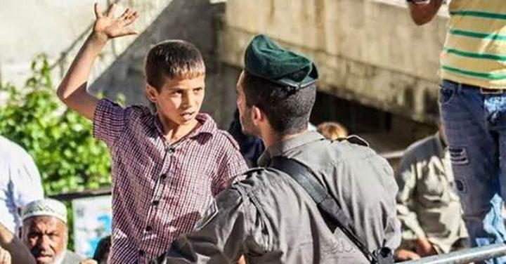الطفولة المسترجلة في فلسطين (فيديو-صور)
