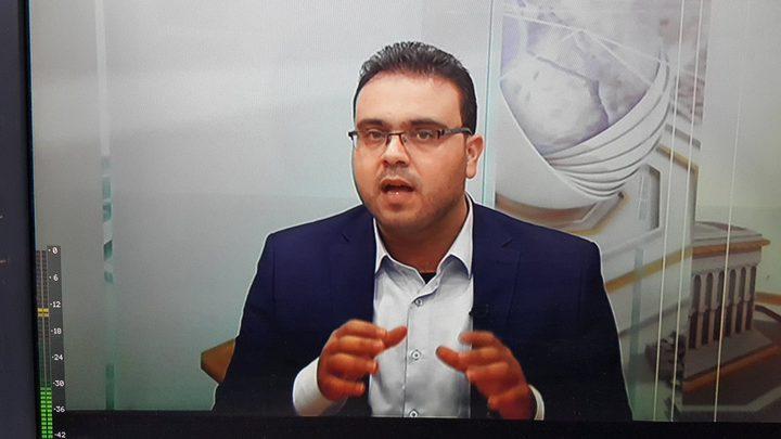 قاسم: القصف على غزة محاولة فاشلة لدفع الجماهير المنتفضة لوقف ثورتها