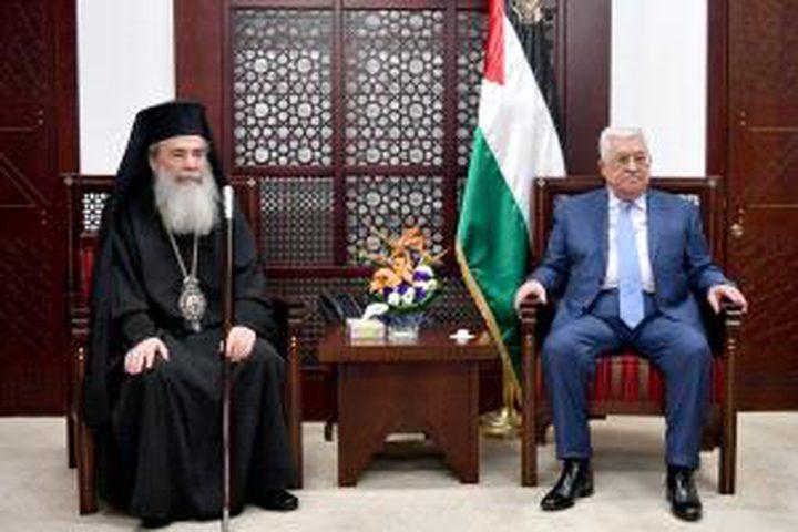 الرئيس: سنبقى يداً واحدة للحفاظ والدفاع عن القدس
