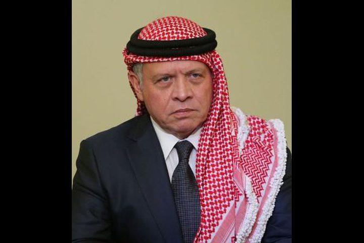 ملك الأردن: أرضنا حديقة للشهداء