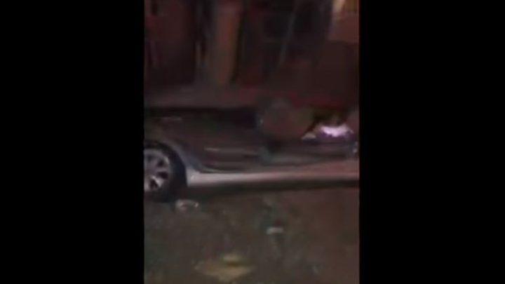 بالفيديو: شاب تعرض لحادث سير مروّع... ما حصل بعدها سيدهشكم