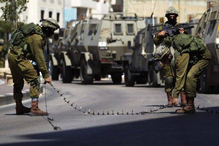 الاحتلال يغلق مداخل حي جبل الزيتون بالقدس المحتلة