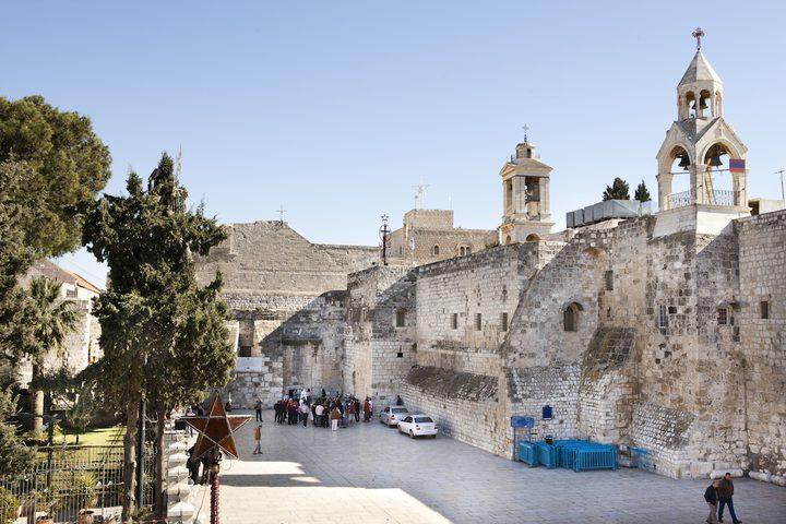 آخر الشهود..كنيسة المهد.. حاضرة الميلاد والحصار (صور)