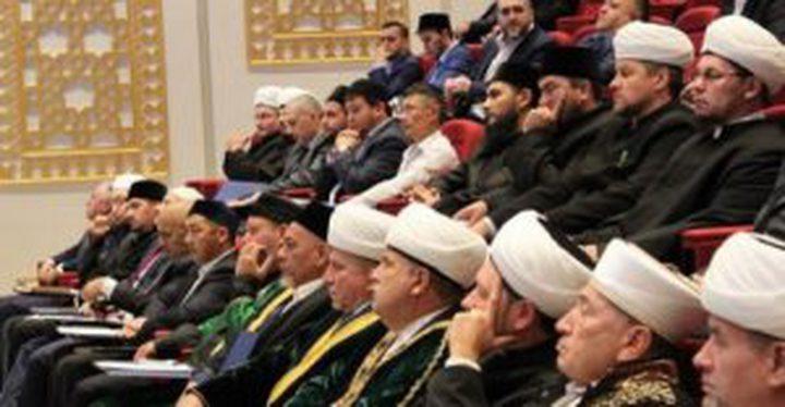 مجلس المفتين بروسيا: القدس حق للمسلمين