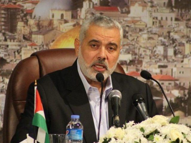 هنية: القدس قضية مصيرية للأمة وسنسقط قرار ترمب