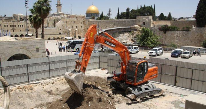 الخارجية: ما يحدث في القدس استخفاف بالشرعية الدولية