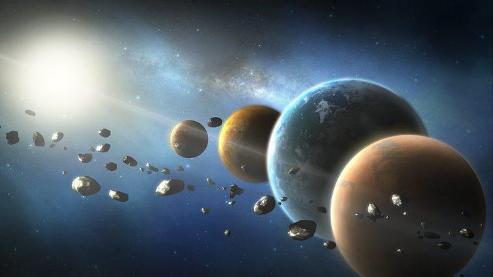 ناسا تعلن اكتشاف مجموعة شمسية بكاملها