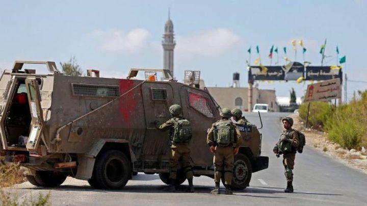 قوات الاحتلال تغلق الطرق المؤدية إلى مسافر يطا